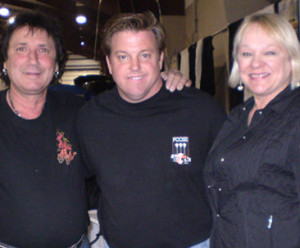 Dan & Helen with Chip Foose
